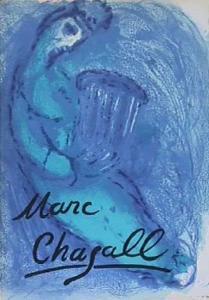 Couverture Pour la Bible by Marc Chagall
