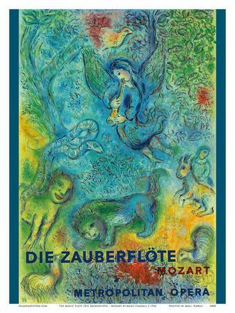 Die Zauberflöte (The Magic Flute)- Mozart- Metropolitan Opera