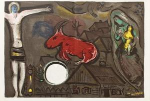 DLM - Nativité by Marc Chagall