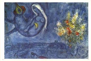 DLM No. 182 Pages 20,21 by Marc Chagall