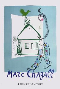 Expo 69 - Prieuré De Vivoin by Marc Chagall