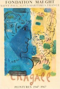 Fondation Maeght: Peintures 1947 - 1967 by Marc Chagall