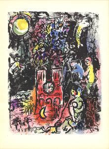 L'Arbre de Jesse by Marc Chagall