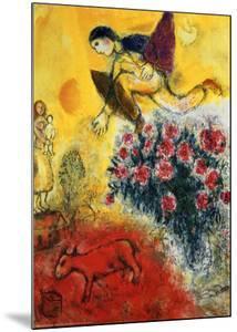 L'Envol by Marc Chagall