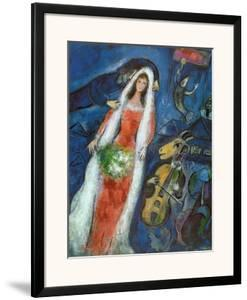 Marc Chagall framed-posters artwork for sale, Art and Prints at Art.com