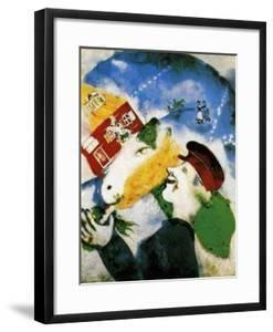Rural Life by Marc Chagall