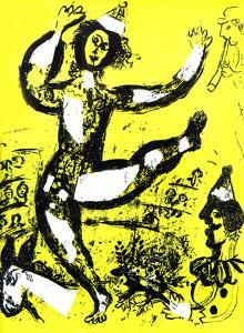 The Circus by Marc Chagall