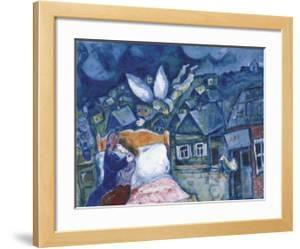 The Dream, 1939 by Marc Chagall