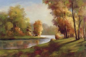 Golden Autumn Day by Marc Lucien