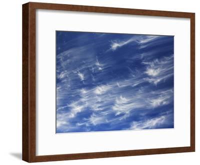 Cirrus Clouds in Santa Maria, California