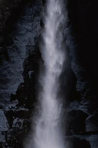 Waterfall in Yosemite National Park by Marc Moritsch