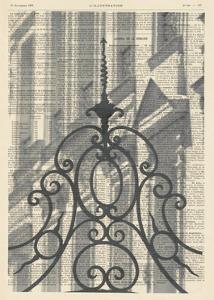 Architectural Paris VII by Marc Olivier
