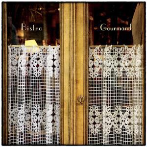 Bistro Window by Marc Olivier