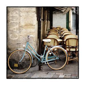 Cafe Bicycle by Marc Olivier
