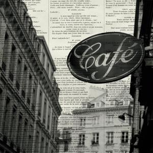 Cafe by Marc Olivier