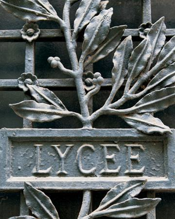 Lycee by Marc Olivier