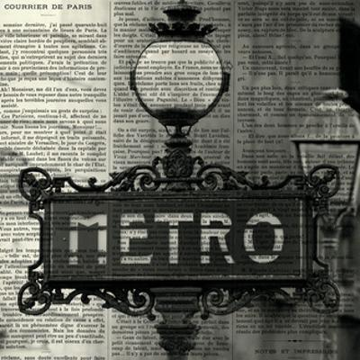 Metro II by Marc Olivier