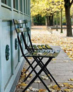 Paris Chairs by Marc Olivier