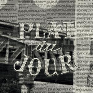 Plat du Jour by Marc Olivier