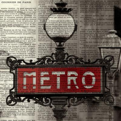 Red Metro II by Marc Olivier