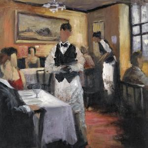 Dinner at Eight 1 by Marc Taylor