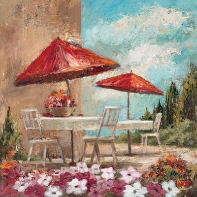 On the Terrace 1 by Marc Taylor