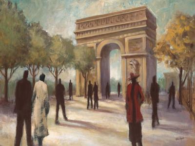 Paris Crowds by Marc Taylor