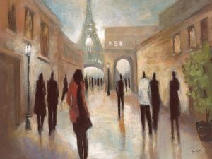 Paris Figures by Marc Taylor