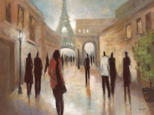 Paris Figures by Marc Taylor