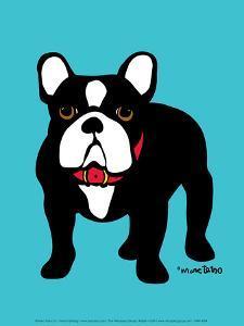 French Bulldog by Marc Tetro