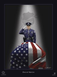 End of Watch by Marc Wolfe
