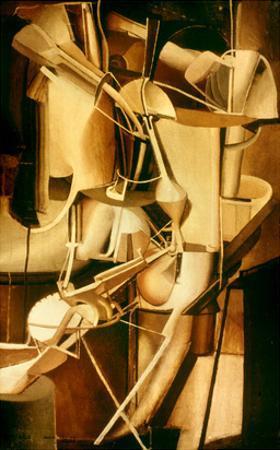 Duchamp: Mari?E, 1912