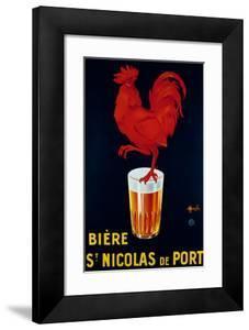 Biere St. Nicolas de Port by Marcellin Auzolle