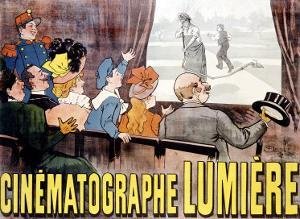 Cinematographe Lumiere by Marcellin Auzolle