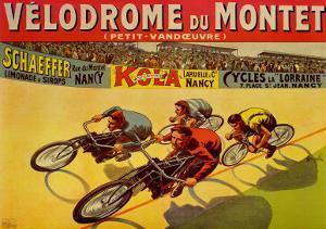 Velodrome du Mont by Marcellin Auzolle