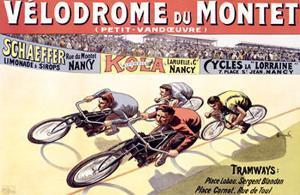 Velodrome du Montet by Marcellin Auzolle
