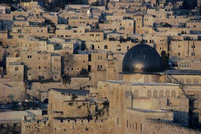 Al Aqsa Mosque in Jerusalem's Old City