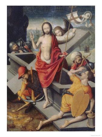 Resurrection, Bargello National Museum, Florence