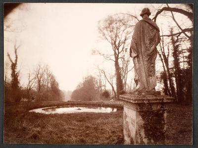 """March, 8am, from the Series """"Parc de Sceaux"""", 1925-Eugene Atget-Giclee Print"""