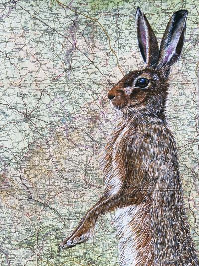 March Hare-Jane Wilson-Giclee Print