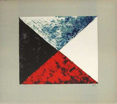 Marchand De Couleurs-Man Ray-Limited Edition