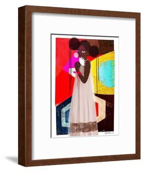 Marché-Erin K. Robinson-Framed Art Print