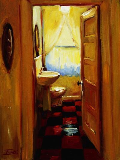 Marci's Bathroom-Pam Ingalls-Giclee Print