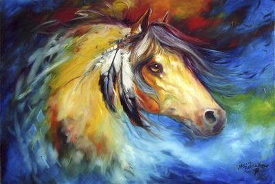 Blue Thunder War Pony