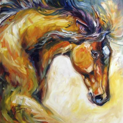 Determined Equine by Marcia Baldwin