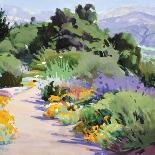 Path through the Poppies-Marcia Burtt-Art Print