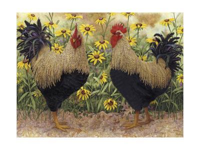 Roosters en Place III