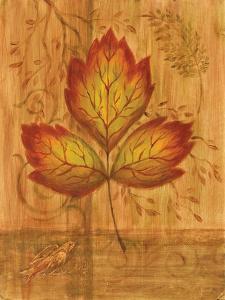 Autumn Leaf III by Marcia Rahmana