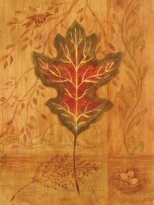 Autumn Leaf IV by Marcia Rahmana