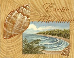 Exotic Adventure IV by Marcia Rahmana